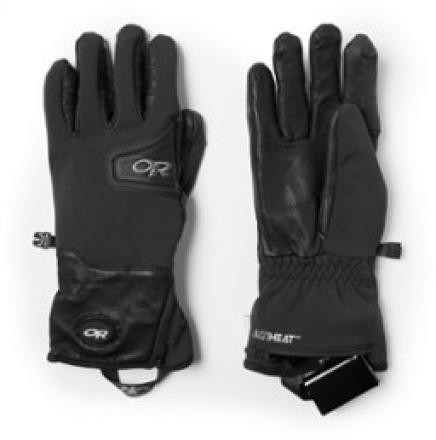Unisex OUTDOOR RESEARCH Stormtracker Heated Sensor Gloves