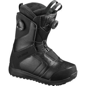 Kiana Focus Boa Snowboard Boot - Women's Black, 7.5 - Excellent