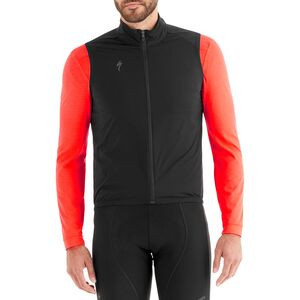 Deflect Wind Vest - Men's Black, L - Excellent
