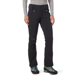 Kate Softshell Pant - Women's Black, XS - Excellent