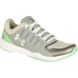 Charged Stunner Training Shoe - Women's Steel/Antifreeze/Seaglass Green, 7.5 - Like New
