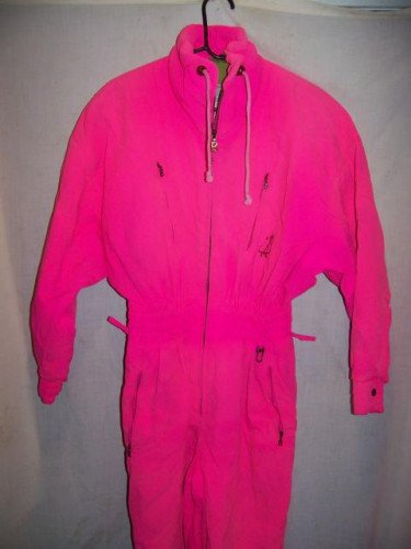 Bogner Insulated Snow Ski Onesie One Piece Suit, Women's 10R Medium