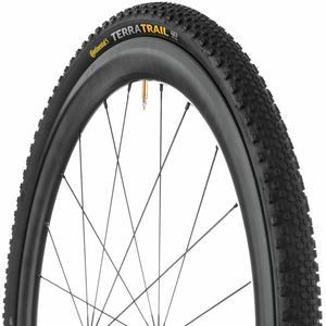 Terra Trail Tire - Tubeless ProTection, Black Chili, 40mm - Good