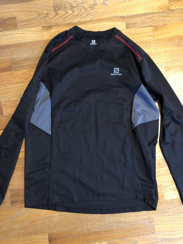 Salomon Long sleeve performance shirt