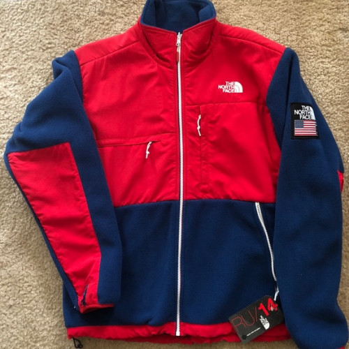 New with tags- North Face 2014 Olympic Denali Fleece Jacket
