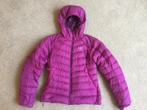 Arc'teryx Jacket Thorium AR Hoody Women's XS