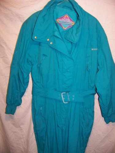 Vintage Klepper Two Piece Ski Suit, Women's 14 XLarge