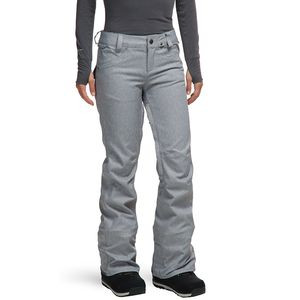 Species Stretch Pant - Women's Heather Grey, L - Excellent