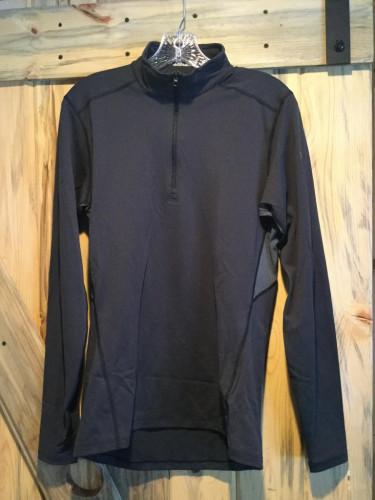 Arc'teryx Phase AR Zip Neck