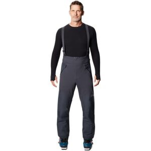 High Exposure GTX C-Knit Bib Pant - Men's Dark Storm, M/Reg - Good