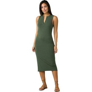 Foundation Midi Dress - Women's Canopy Heather, M - Excellent