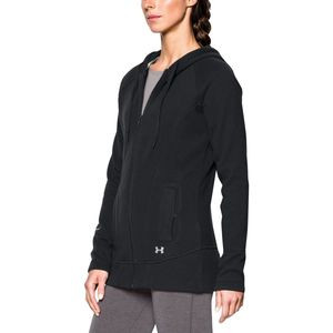 Wintersweet Full-Zip Fleece Hoodie - Women's Black/Elemental, L - Excellent