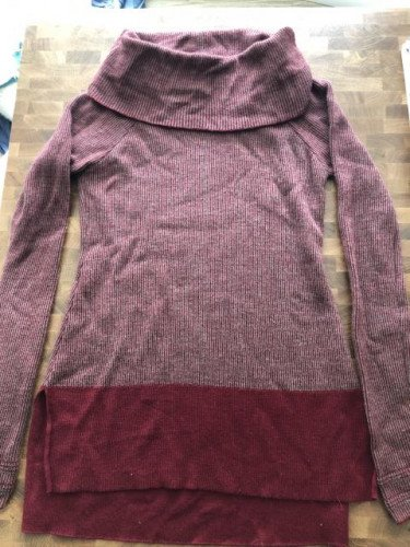 Toad & Co Uptown Merino Sweater, Size XS