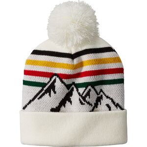 Retro Scene Beanie Glacier, One Size - Like New