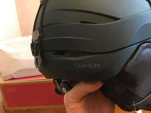 Smith Quantum MIPS Helmet Small
