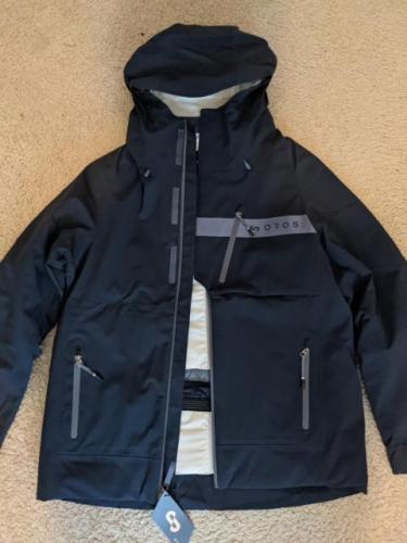 New with Tags OROS Endeavour Jacket