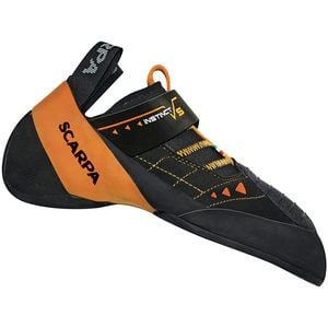 Instinct VS Climbing Shoe - Vibram XS Edge Black/Orange, 44.5 - Good