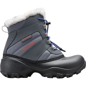 Rope Tow III Waterproof Boot - Girls' Ti Grey Steel/Red Canyon, 5.0 - Excellent