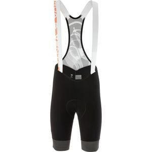 G Shield Bib Shorts - Men's Black/Reflex,S - Excellent