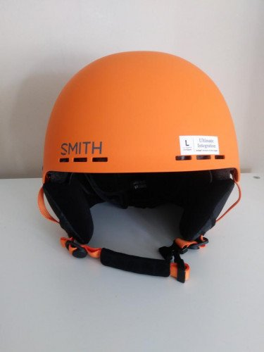 Unused Smith Holt Matte Solar Helmet - Large