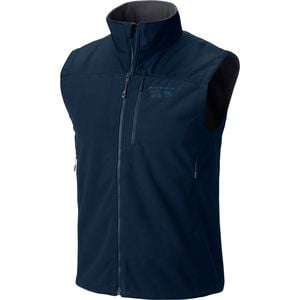 Mountain Tech II Vest - Men's Hardwear Navy, M - Excellent