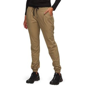 On the Go Pant - Women's Olive, S/Short - Excellent