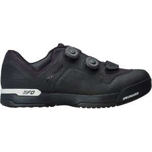2FO ClipLite Mountain Bike Shoe Black, 43.5 - Excellent