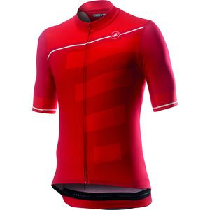Trofeo Jersey - Men's Red/Fiery Red, XL - Excellent
