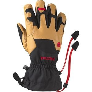 Exum Guide Glove - Men's Black/Tan, M - Excellent