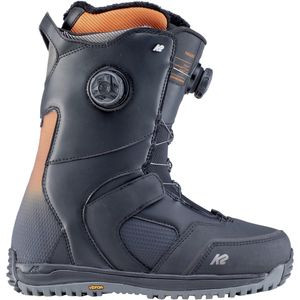 Thraxis Boa Snowboard Boot Black, 10.5 - Fair