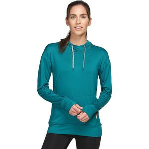 Chain Reaction Hoodie - Women's Mediterranean, M - Excellent