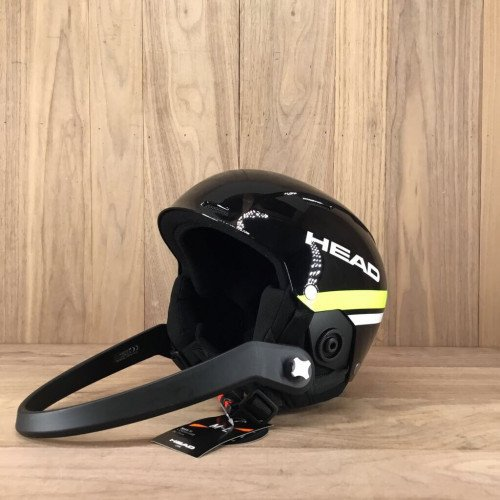 Head Team SL Helmet + Chinguard