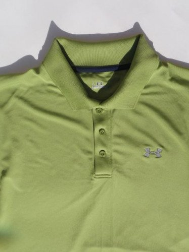 UNDER ARMOUR Polo Shirt Size Large Brand New