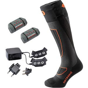 Heat Socks Set XLP ONE PFI 50 Surround Set Black/Orange, M - Good