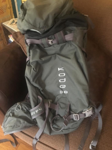 Osprey Backcountry ski/board pack
