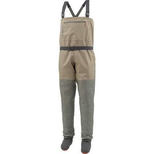 Tributary Stockingfoot Wader - Men's Tan, XL - Excellent