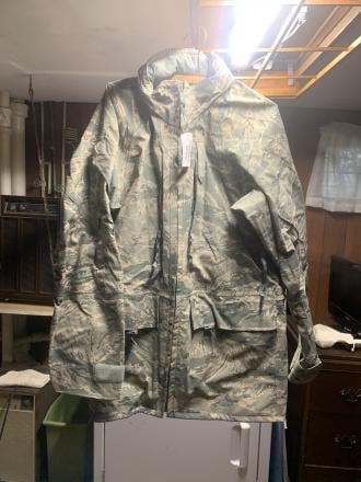 Gore Tex USAF shell parka