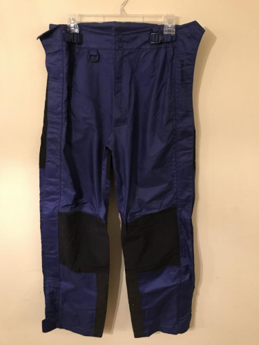 Montbell Gore-Tex Pants / Size Large / Full-Length zippers