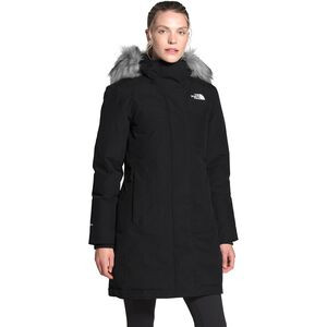 Arctic Down Parka - Women's TNF Black, S - Good