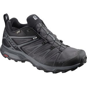 X Ultra 3 GTX Hiking Shoe - Men's Black/Magnet/Quiet Shade, US 14.0/UK 13.5 - Good