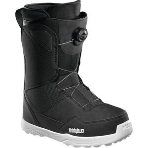 Shifty BOA Snowboard Boot - Men's Black, 8.0 - Good