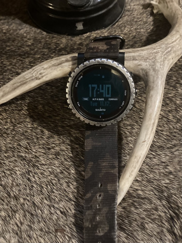 Suunto Core Dusk Grey