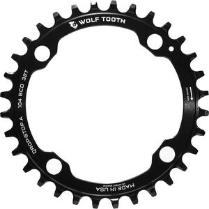 Drop Stop Chainring Black, 32T/96 (XT M8000) BCD - Like New