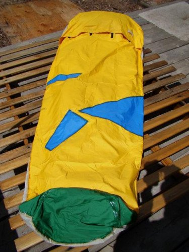 Vintage Early Winters Goretex Bivy Sack