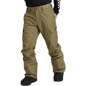 Cargo Regular Fit Pant - Men's Martini Olive, M - Excellent