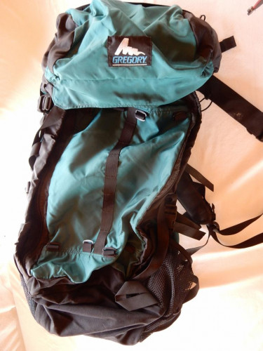 Gregory SHASTA Pack sz M EXCELLENT Condition 4950 CU Capacity