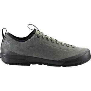 Acrux SL Leather GTX Approach Shoe - Women's Castor Gray/Shadow, US 8.5/UK 7.0 - Good