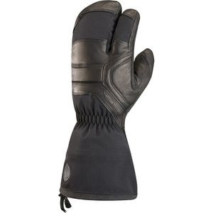 Guide Finger Mitten Black, S - Good