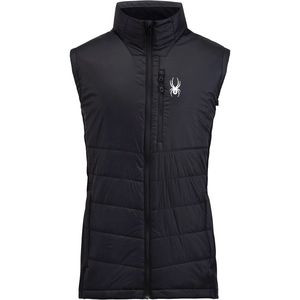 Glissade Hybrid Insulator Vest - Men's Black, L - Excellent