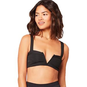 Ridin High Lee Lee Bikini Top - Women's Black, S - Excellent